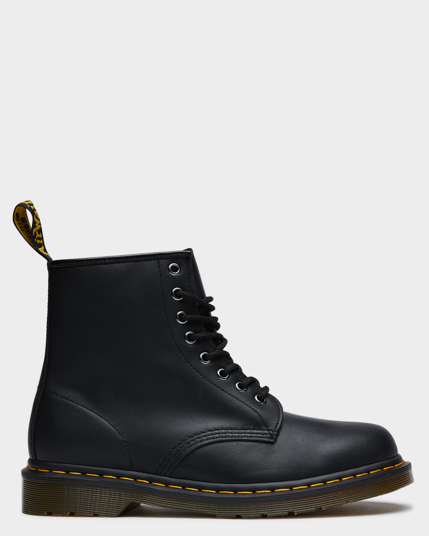 8e82a8eefda Details about NEW Dr. Martens Shoes Gents 1460 8 Eye Nappa Boot Black Men  Footwear