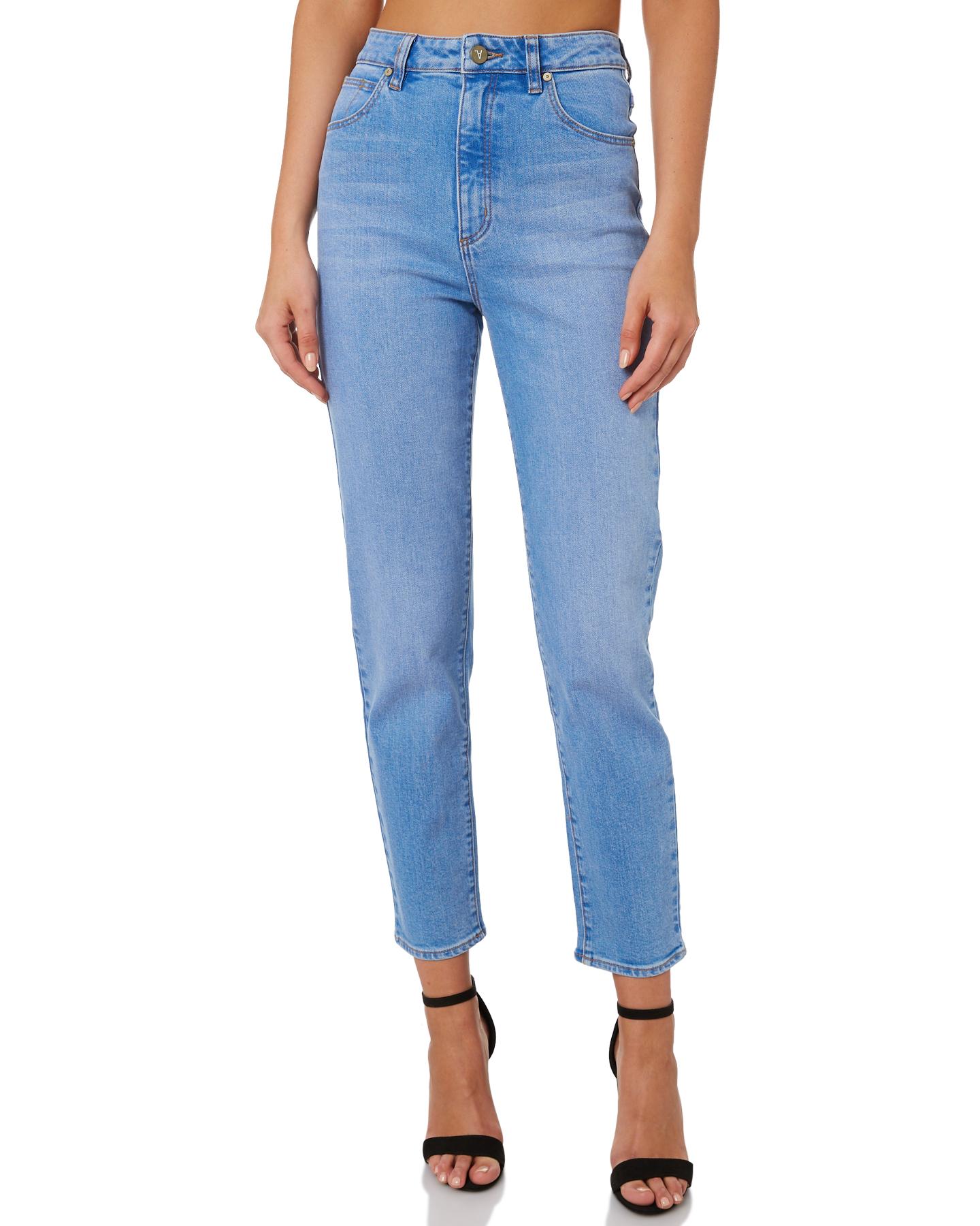 Image of A.Brand A 94 High Slim Jean Georgia Georgia