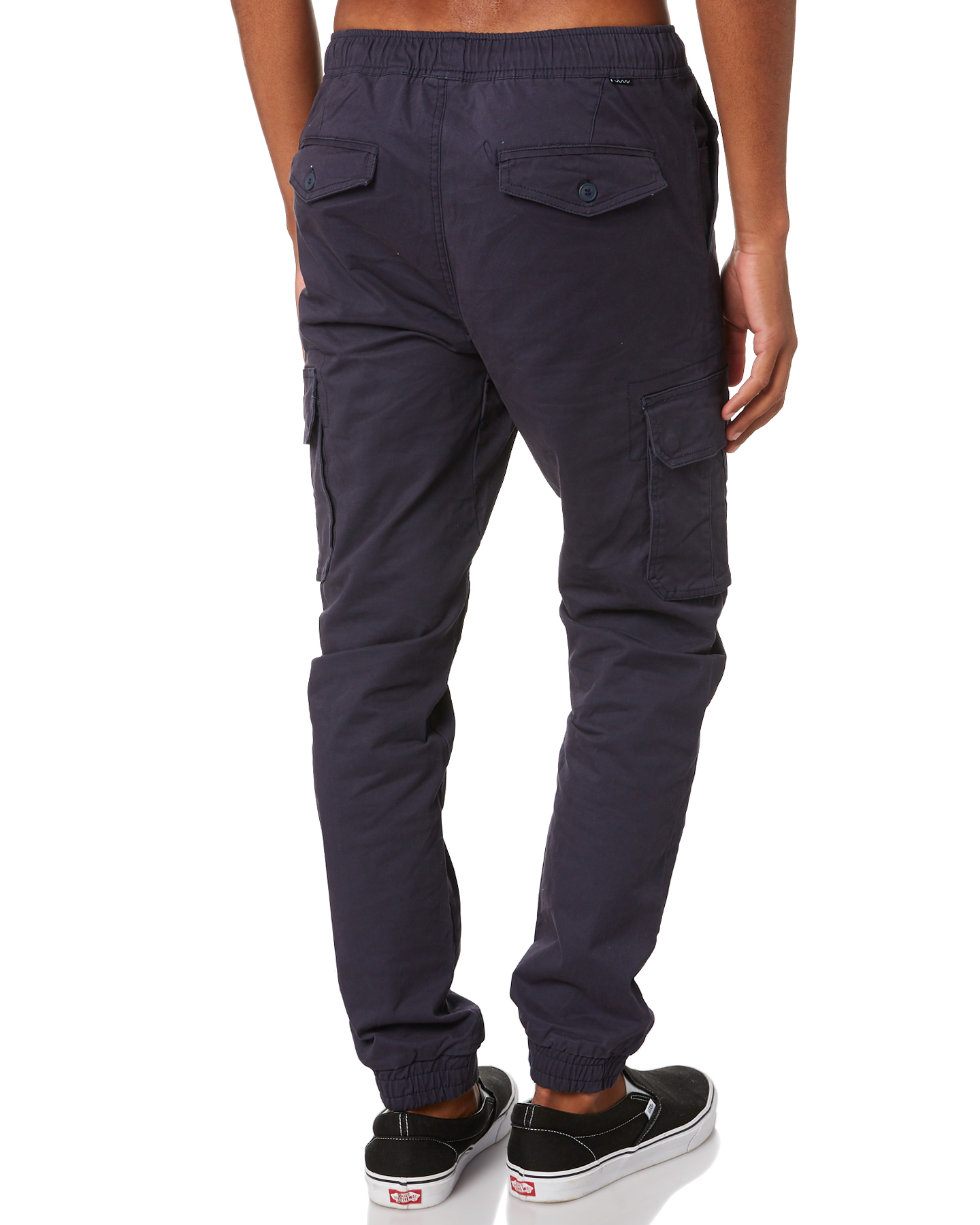 New-Swell-Men-039-s-Blunt-Cargo-Mens-Jogger-Pant-Cotton-Elastane-Green thumbnail 24