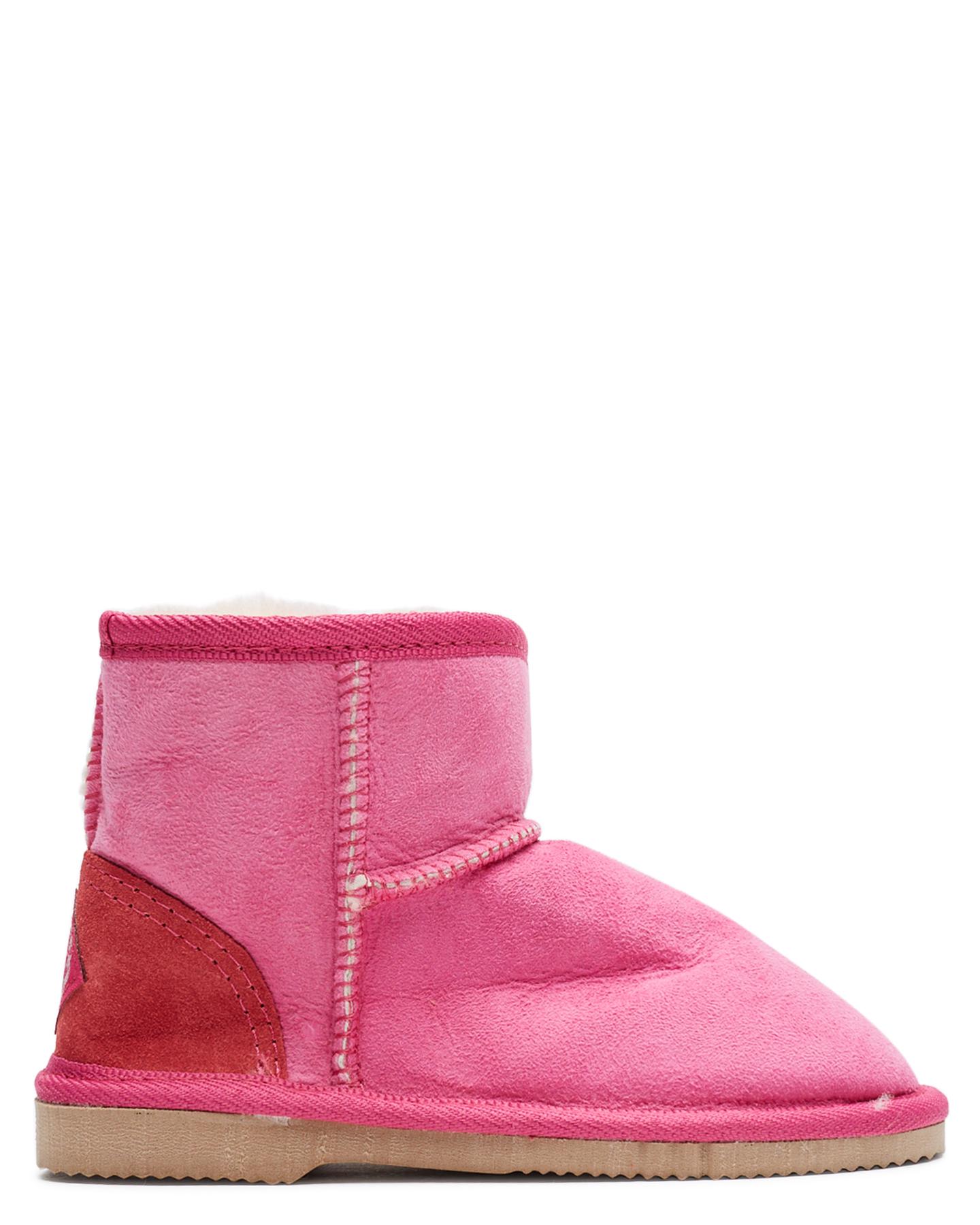 Ugg Australia Girls Mini Ugg Boot - Youth Pink
