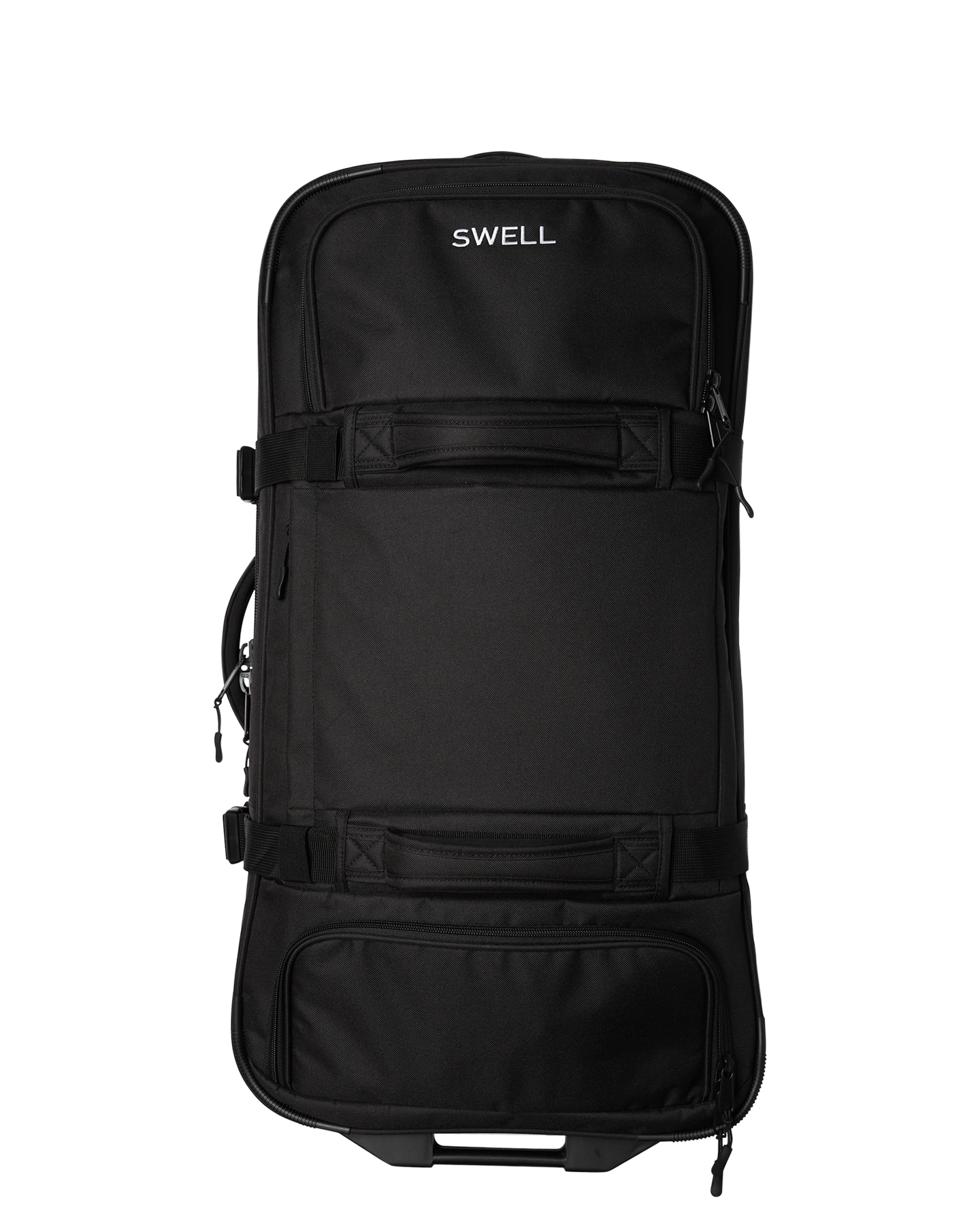 Swell Trooper 85l Travel Bag Black 9350907041936
