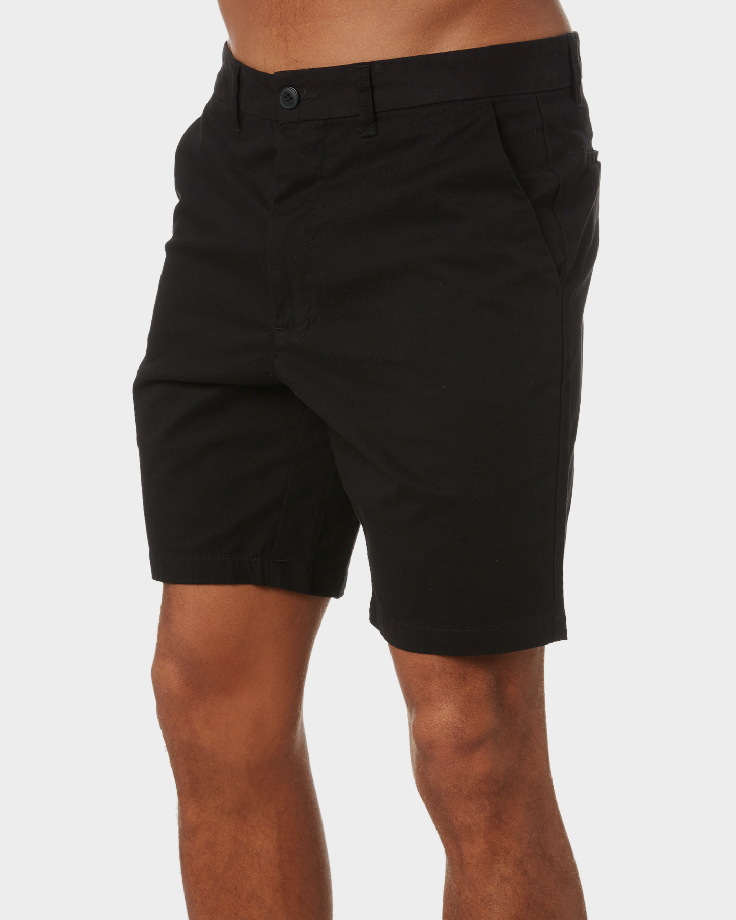 New-Swell-Men-039-s-Dandy-Mens-Chino-Short-Cotton-Fitted-Elastane-Blue thumbnail 7