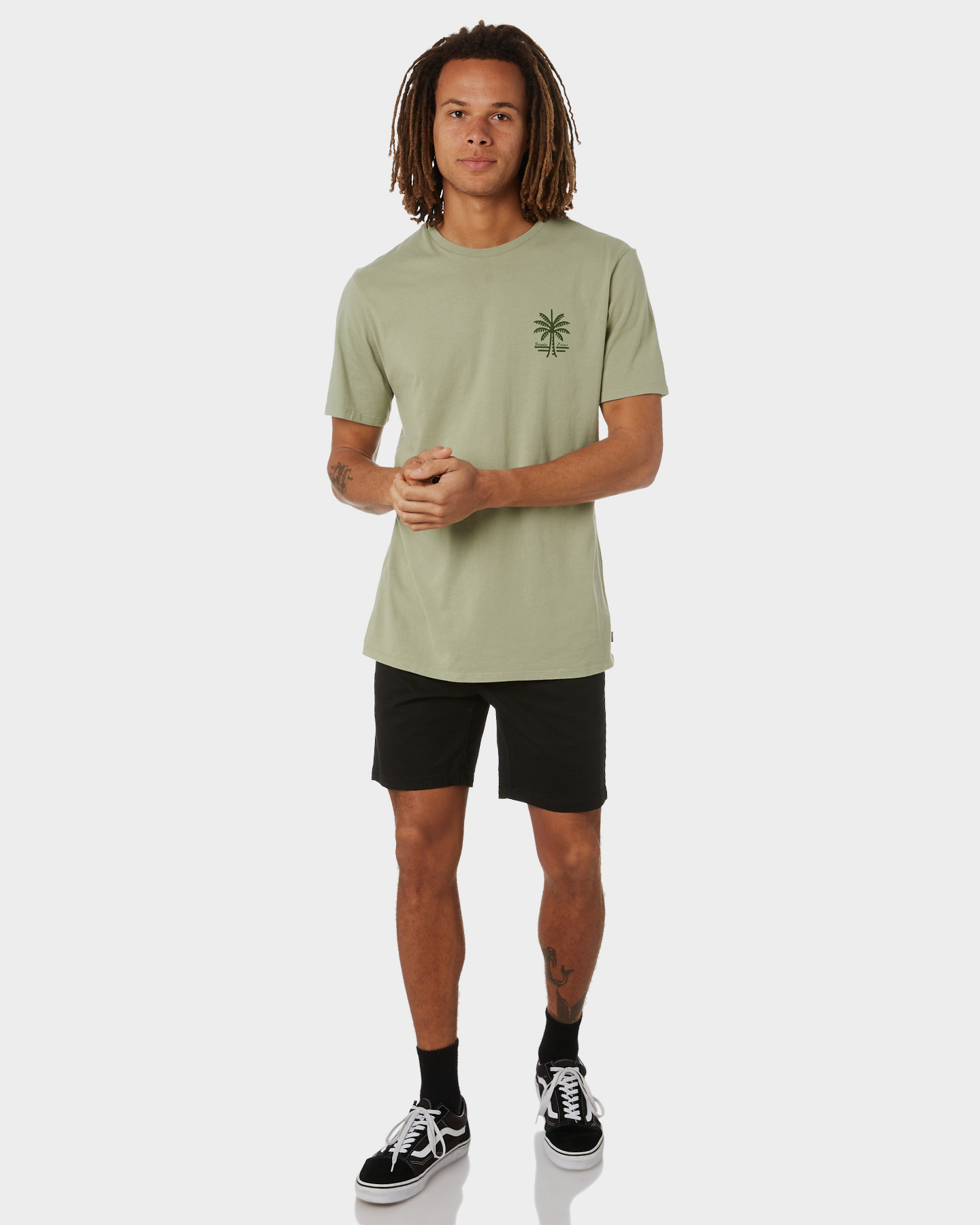 New-Swell-Men-039-s-Dandy-Mens-Chino-Short-Cotton-Fitted-Elastane-Blue thumbnail 10