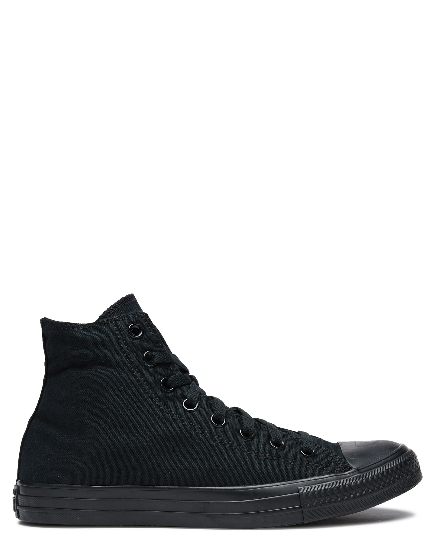 Converse Mens Chuck Taylor All Star Hi Top Shoe Black 022859063821