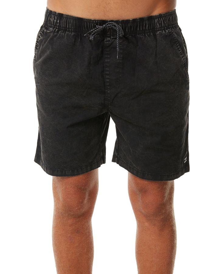 New-Billabong-Men-039-s-Mario-Stretch-Mens-Short-Cotton-Elastane-Blue