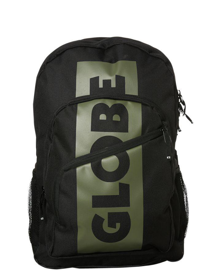New Globe Men s Jagger Iii 30L Backpack Mesh Black