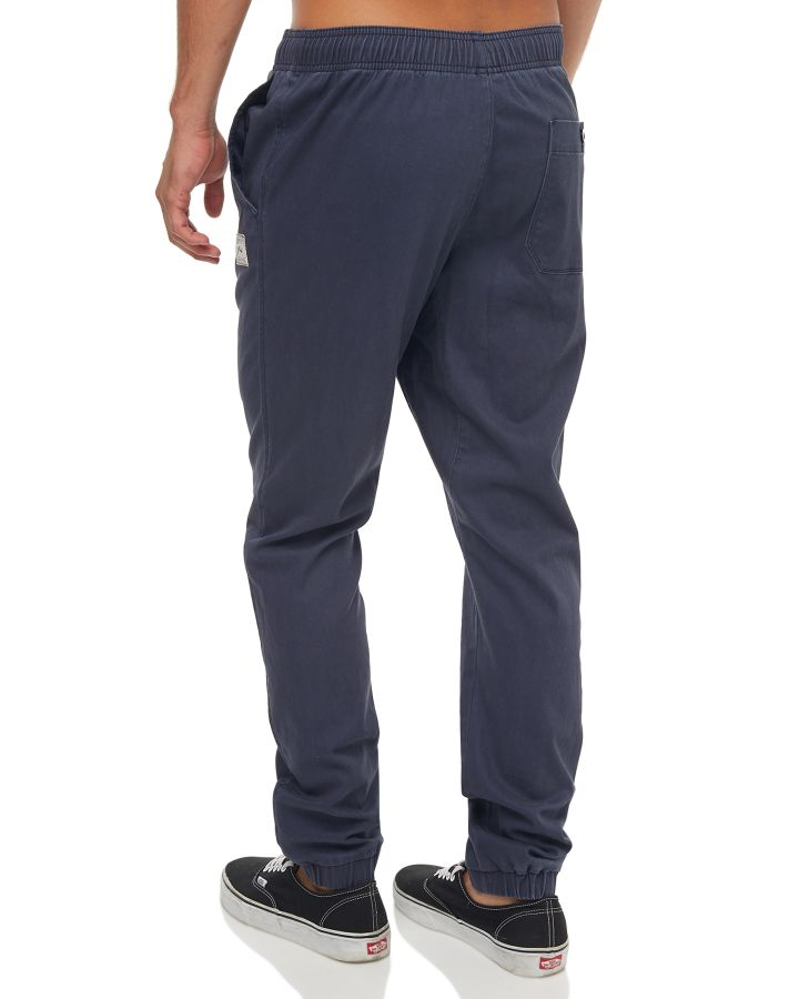 New-Rusty-Men-039-s-Hook-Out-Mens-Jogger-Pant-Cotton-Spandex-Blue thumbnail 28