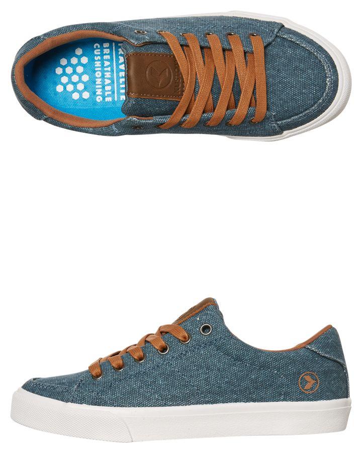 Kustom Kids Boys Kramer Shoe Blue 9345723284643