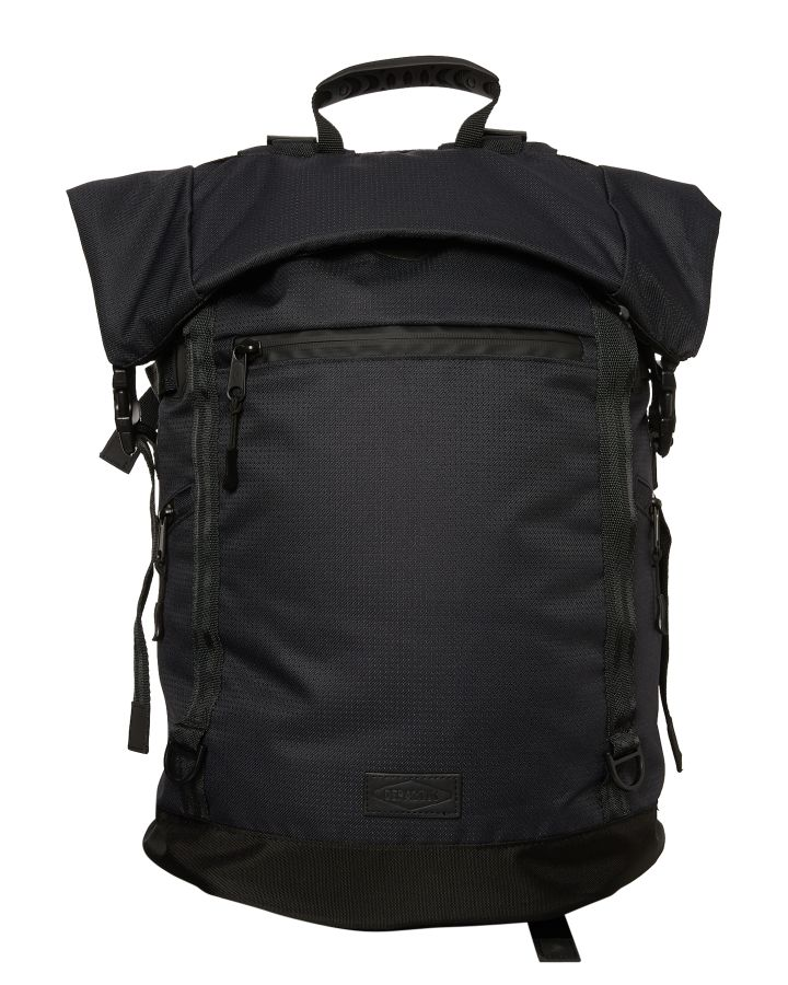 3a3997581 Buy Herschel Supply Co… Depactus Denver Roll Top Wetpack 26L Backpack Black  Mens leisure bags Available on sale now in size ...