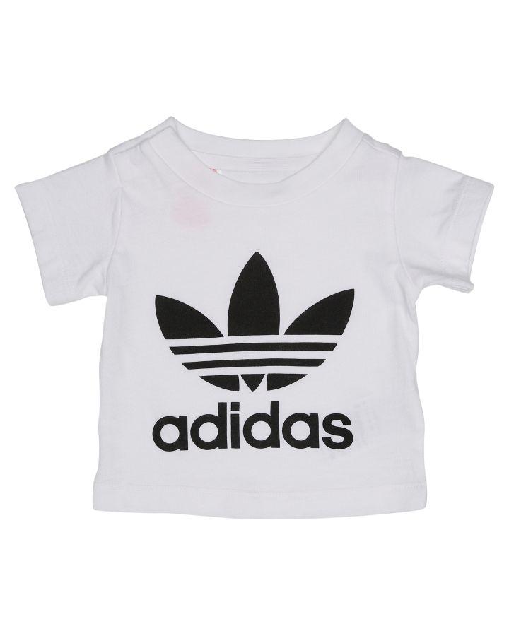 Adidas Originals Tots Boys Trefoiltee White 4059322061059