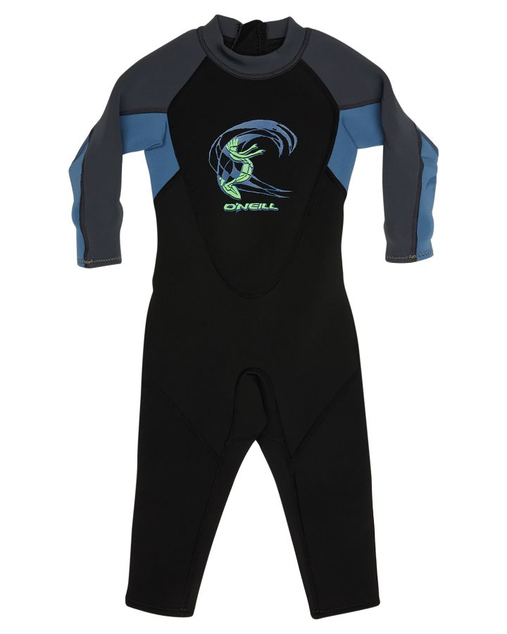 O'Neill Toddler Reactor Full 2Mm Steamer Black Blue Graph 9333776958505