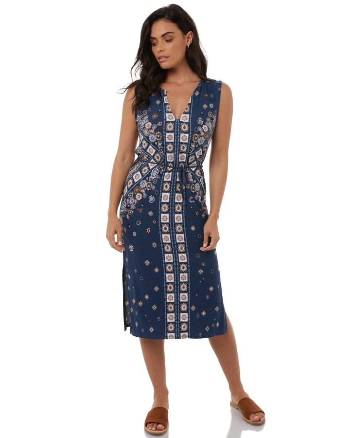 61ff5cf274 Tigerlily Jolana Tunic Steel Steel Womens dresses Size S | Budget ...