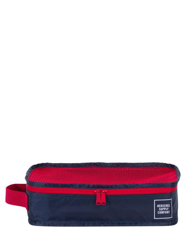 Herschel Supply Co Standard Issue Travel System Navy Red Navy Red 828432171002