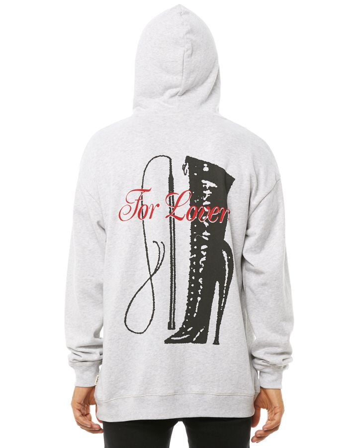 9920e1df5 Details about New Insight Men's Lovers Mens Pullover Hood Cotton Grey