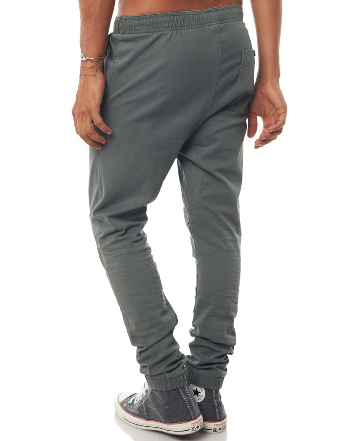 New-Rusty-Men-039-s-Hook-Out-Mens-Jogger-Pant-Cotton-Spandex-Blue thumbnail 13