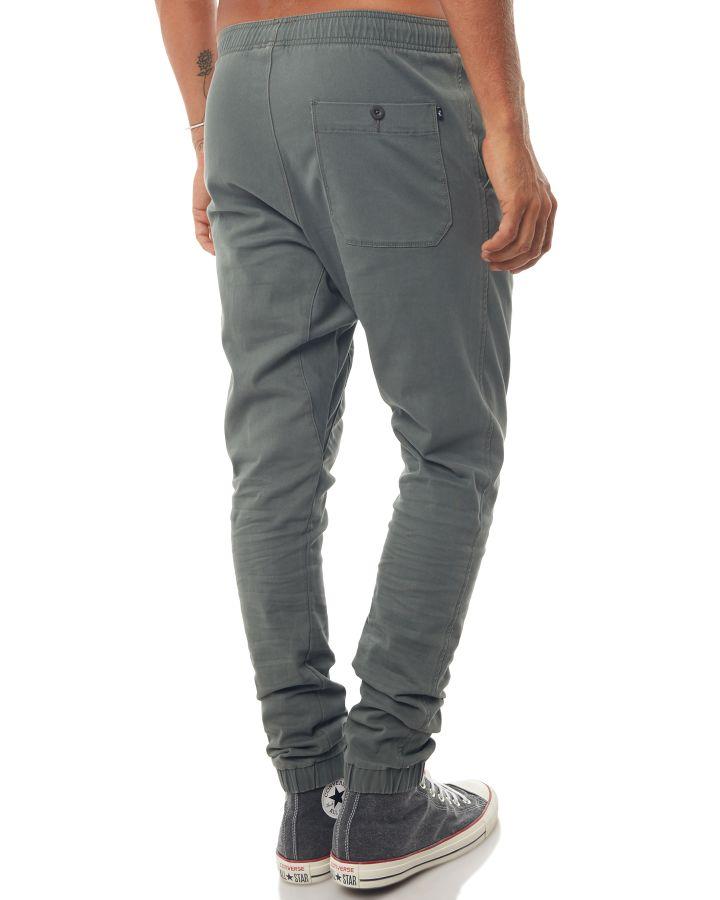 New-Rusty-Men-039-s-Hook-Out-Mens-Jogger-Pant-Cotton-Spandex-Blue thumbnail 14