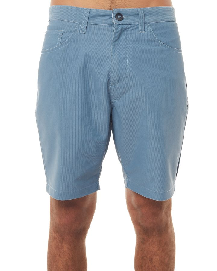 Billabong Outsider X Surf Cord Mens Short Powder Blue 9351324421752