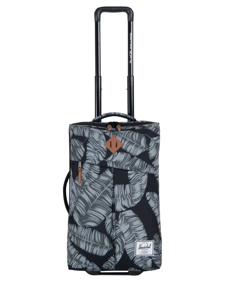 Herschel Supply Co Campaign 50L Travel Bag Black Palm 828432187577