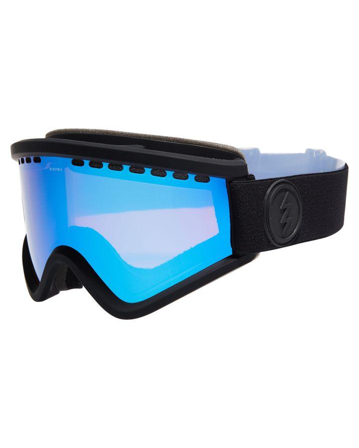 6ac567ba54ce New Electric Egv Snow Goggle Thermoplastic Pu 100% Uv Protection Black