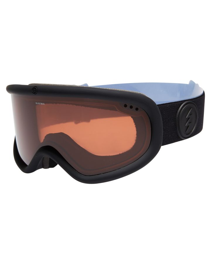 1e21b2ec8f96 New Electric Charger Snow Goggle Plastic Pu 100% Uv Protection Black ...