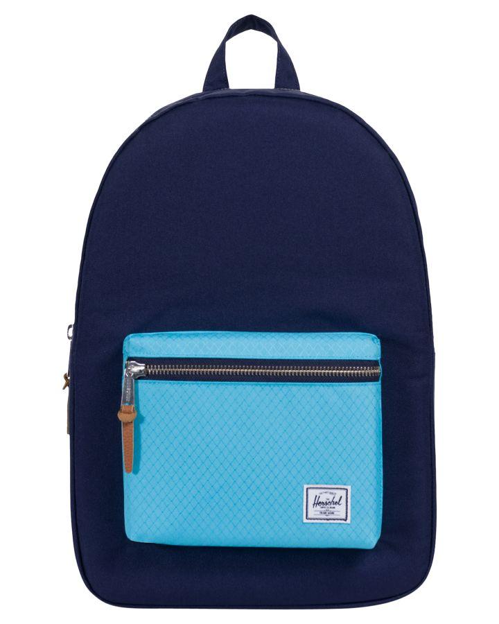 0f17e61cdb28 Herschel Supply Co Men s Settlement 23L Backpack Blue 828432186808 ...