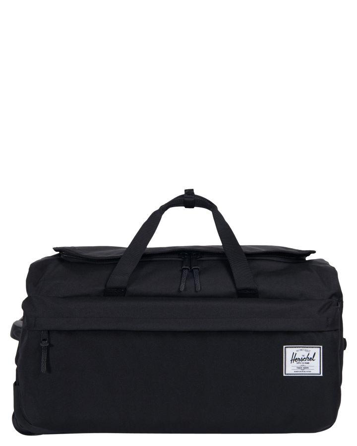 Herschel Supply Co Wheelie Outfitter 66L Travel Bag Black 828432170630
