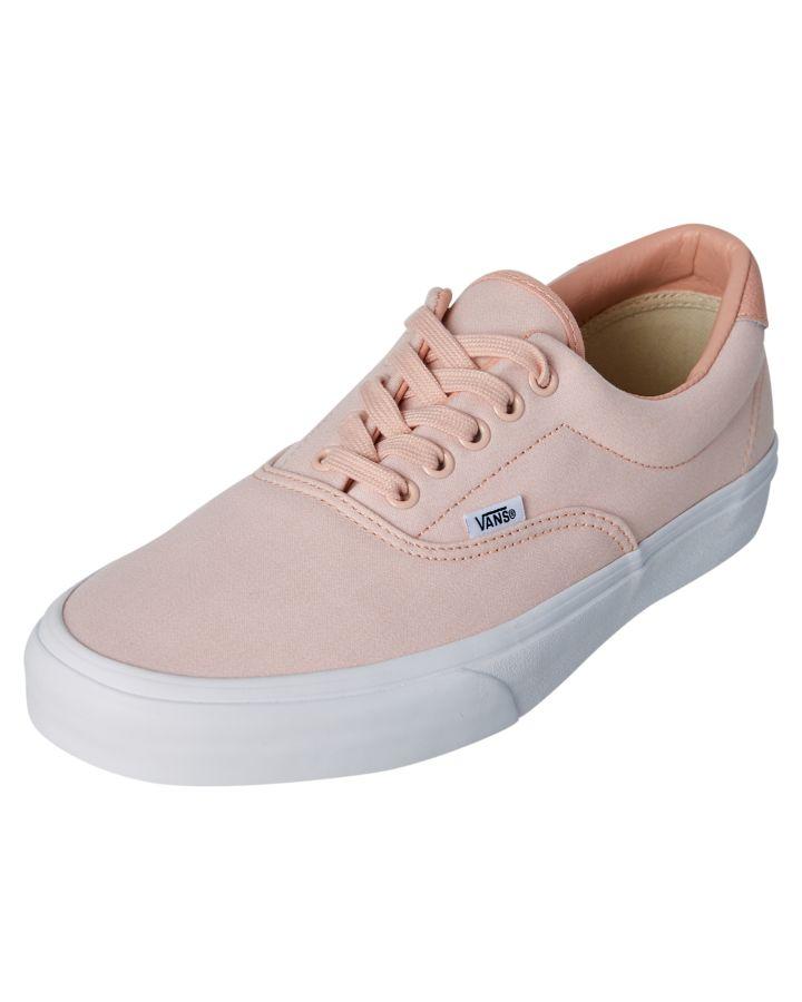 d130c72ac9 New Vans Skate Men s Mens Era 59 Suiting Shoe Rubber Leather Pink