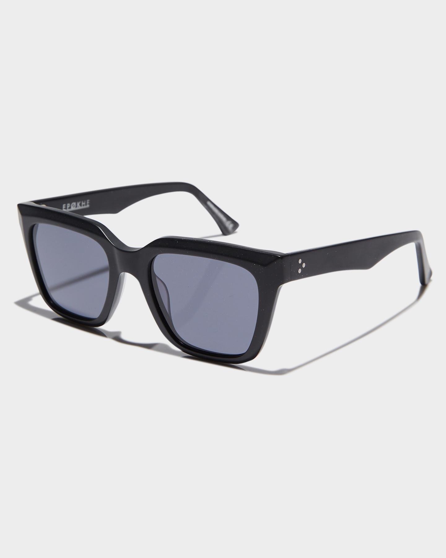 Epokhe Valentine Sunglasses Black Matte