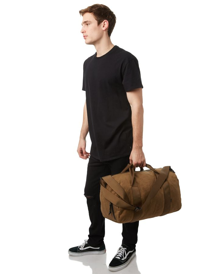 New-Swell-Session-Duffle-Bag-Canvas-Brown thumbnail 15