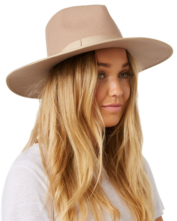 22a73699d Lack of Color Womens Zulu Rancher Fedora