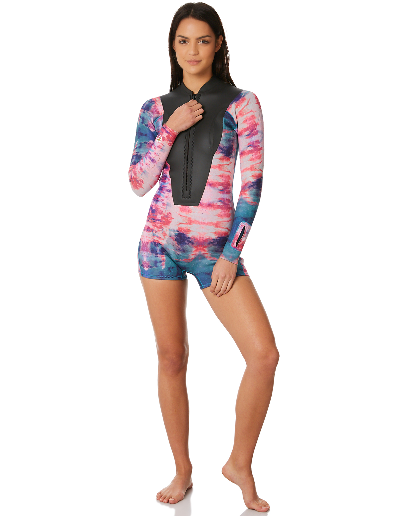 f8793a0738 New Kassia Surf Women s 2Mm Long Arm Front Zip Spring Suit