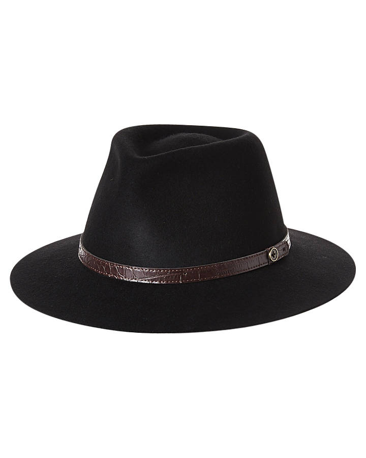 Fallenbrokenstreet The Dingo Hat Black