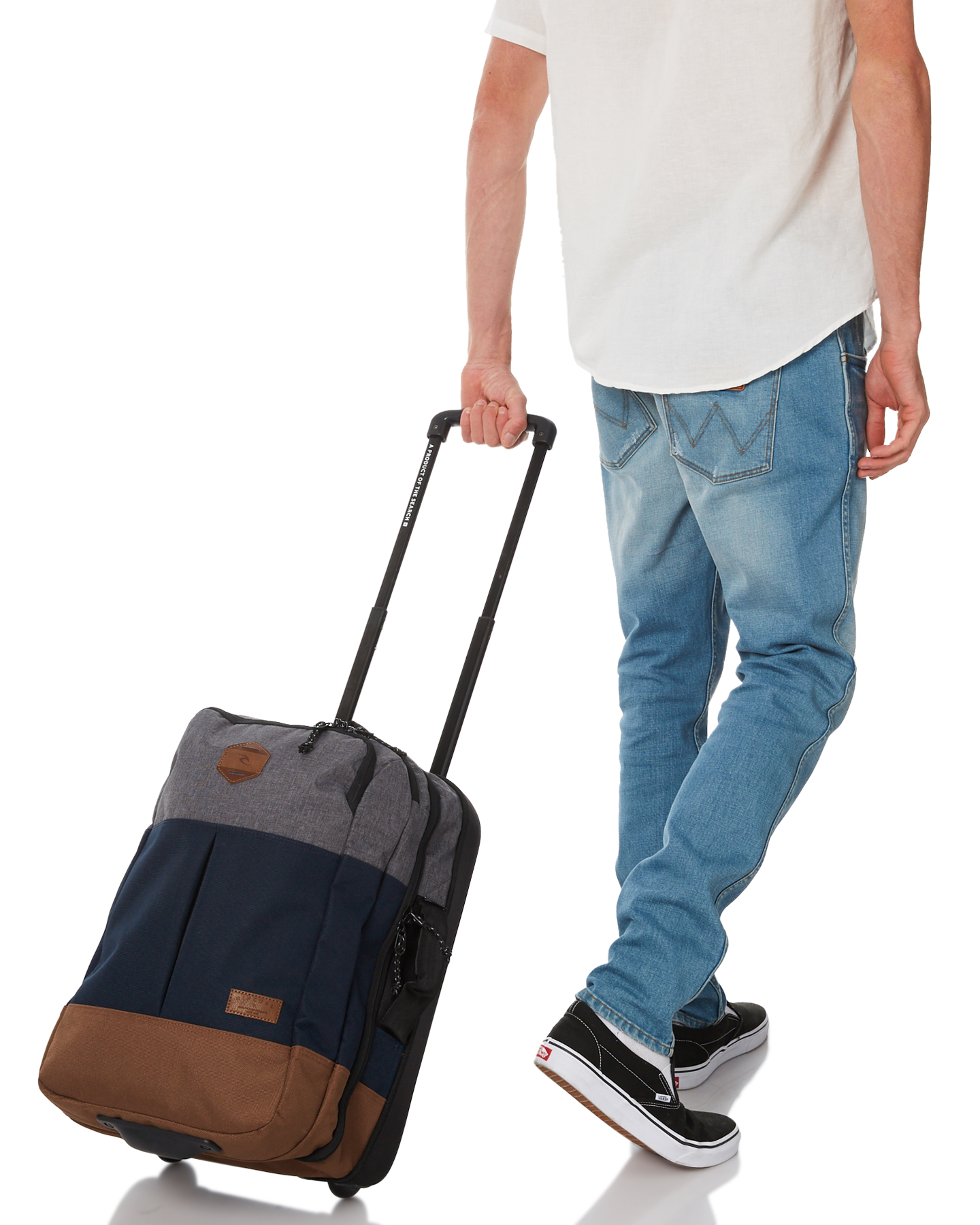 4d944ca7e8 Rip Curl Men s F Light Cabin Stacka 35L Travel Bag Polyester Blue ...