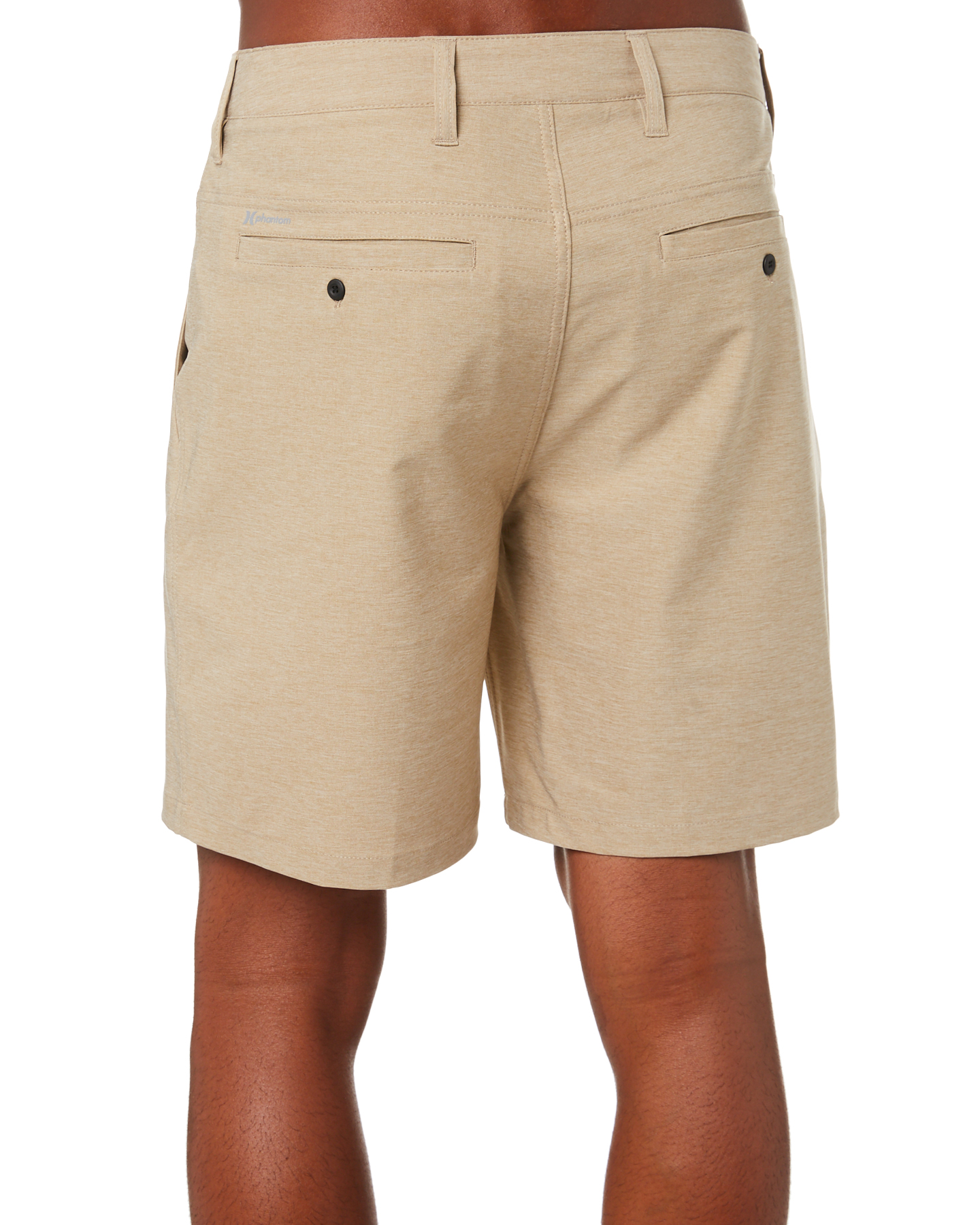 New-Hurley-Men-039-s-Dri-Fit-Chino-Short-21In-Mens-Short-Fitted-Spandex-Grey thumbnail 13