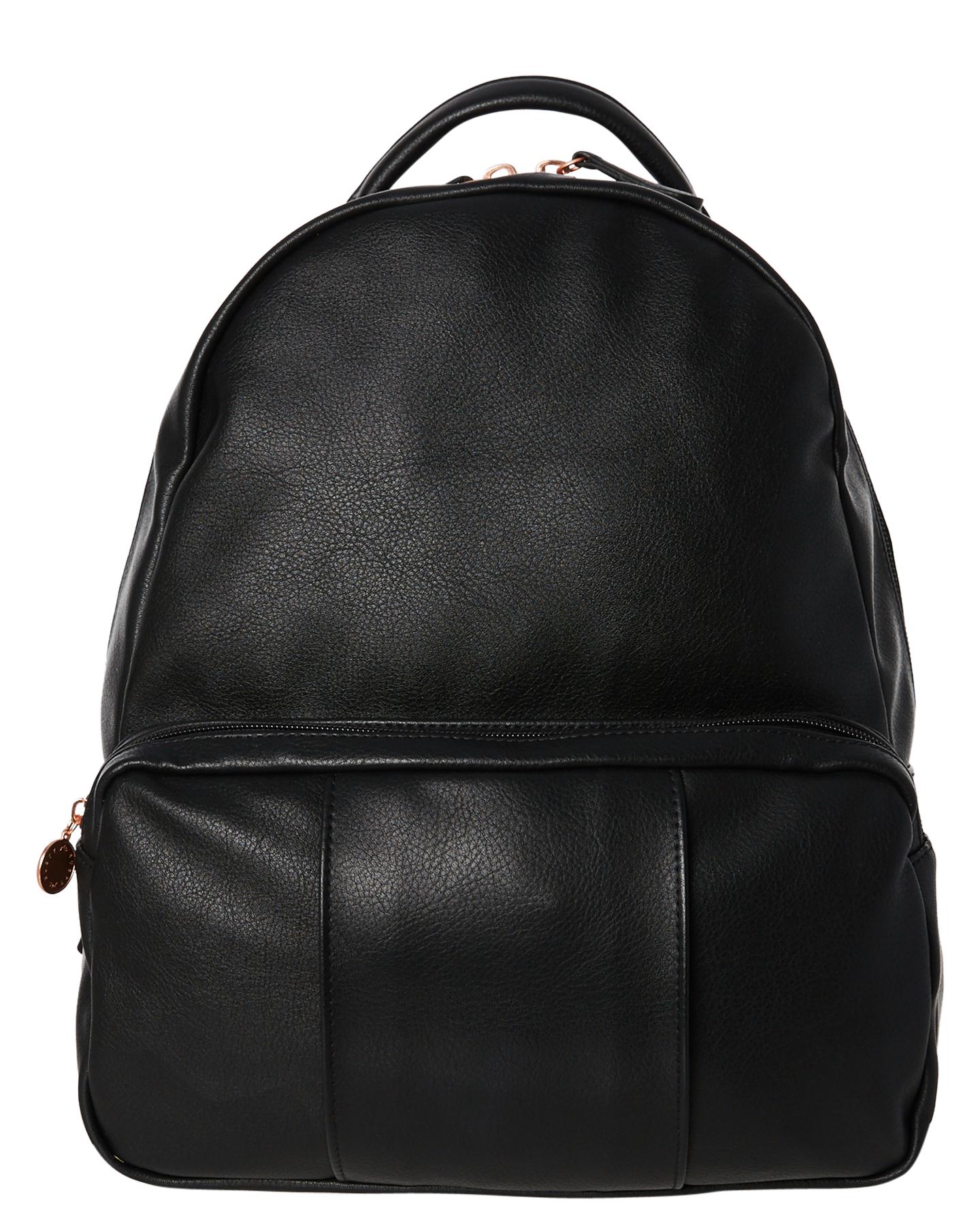 6e2af2a8e Rusty Sabrina Backpack Black Womens handbags Size | Budget Fashion ...