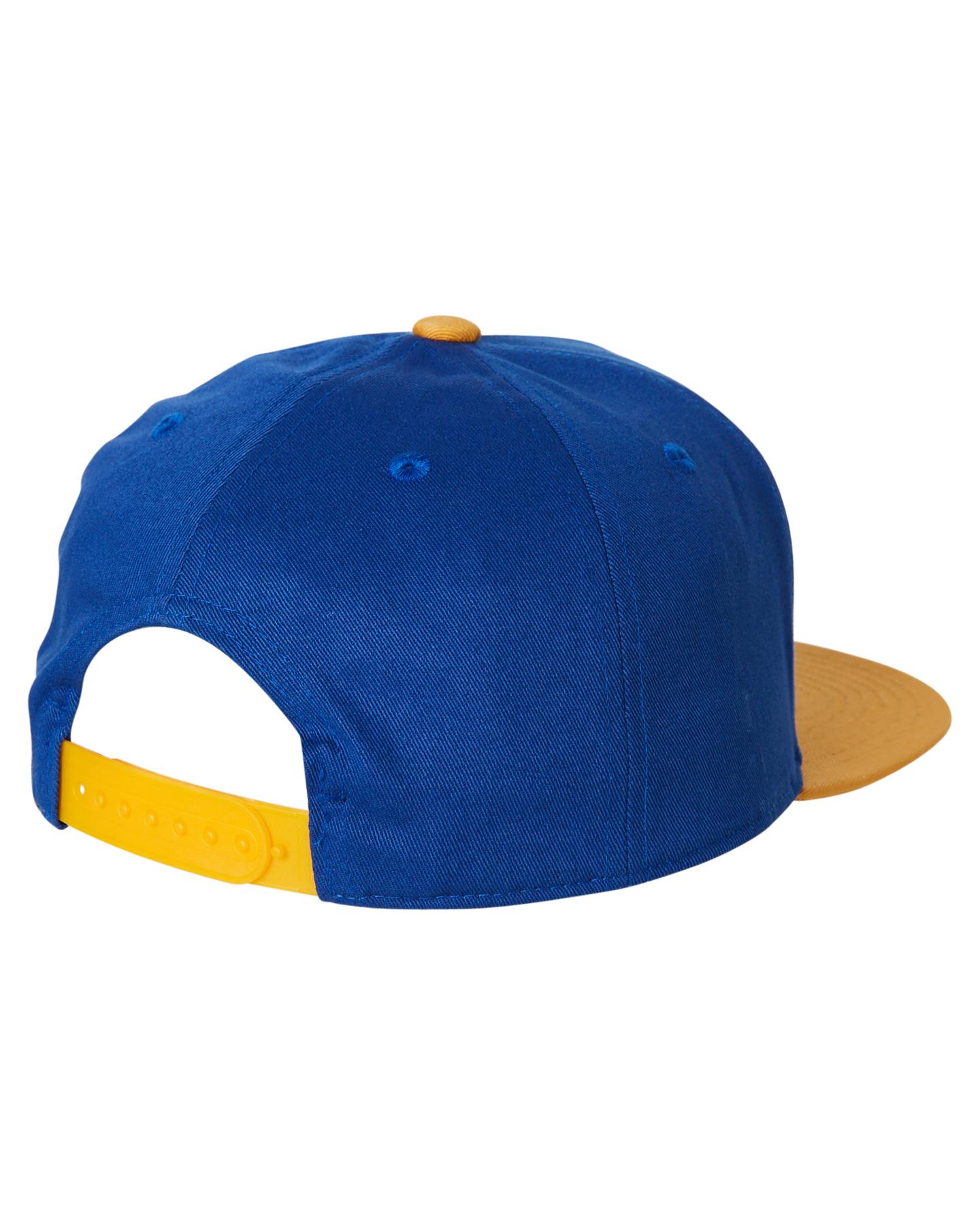 9de04ccf04f Adidas Men s 2 Tone Snapback Cap Cotton Mesh Blue 4059807917932