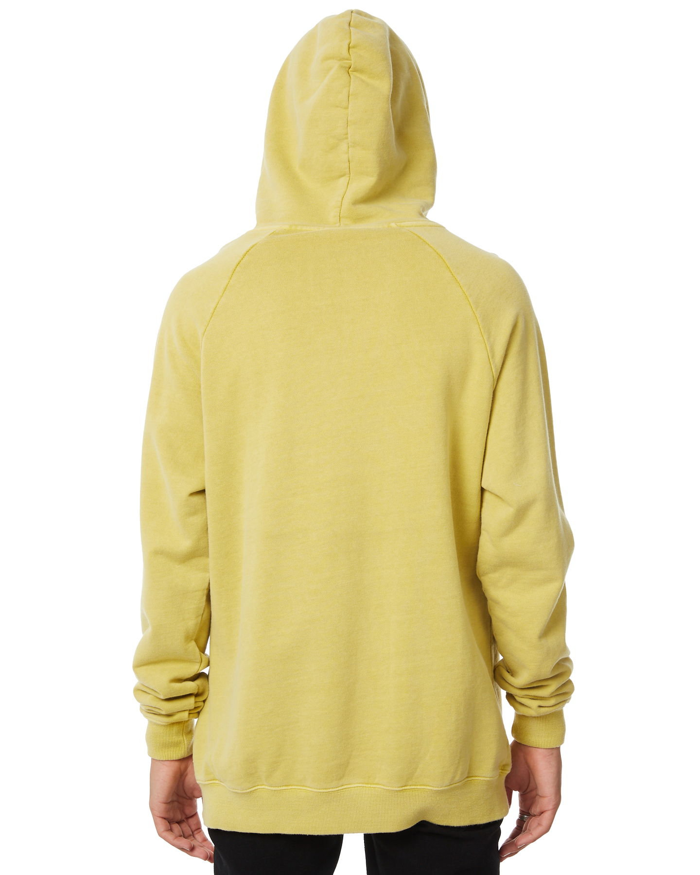 a9080d750 Details about New Insight Men's You Dope Mens Pullover Hood Cotton Yellow