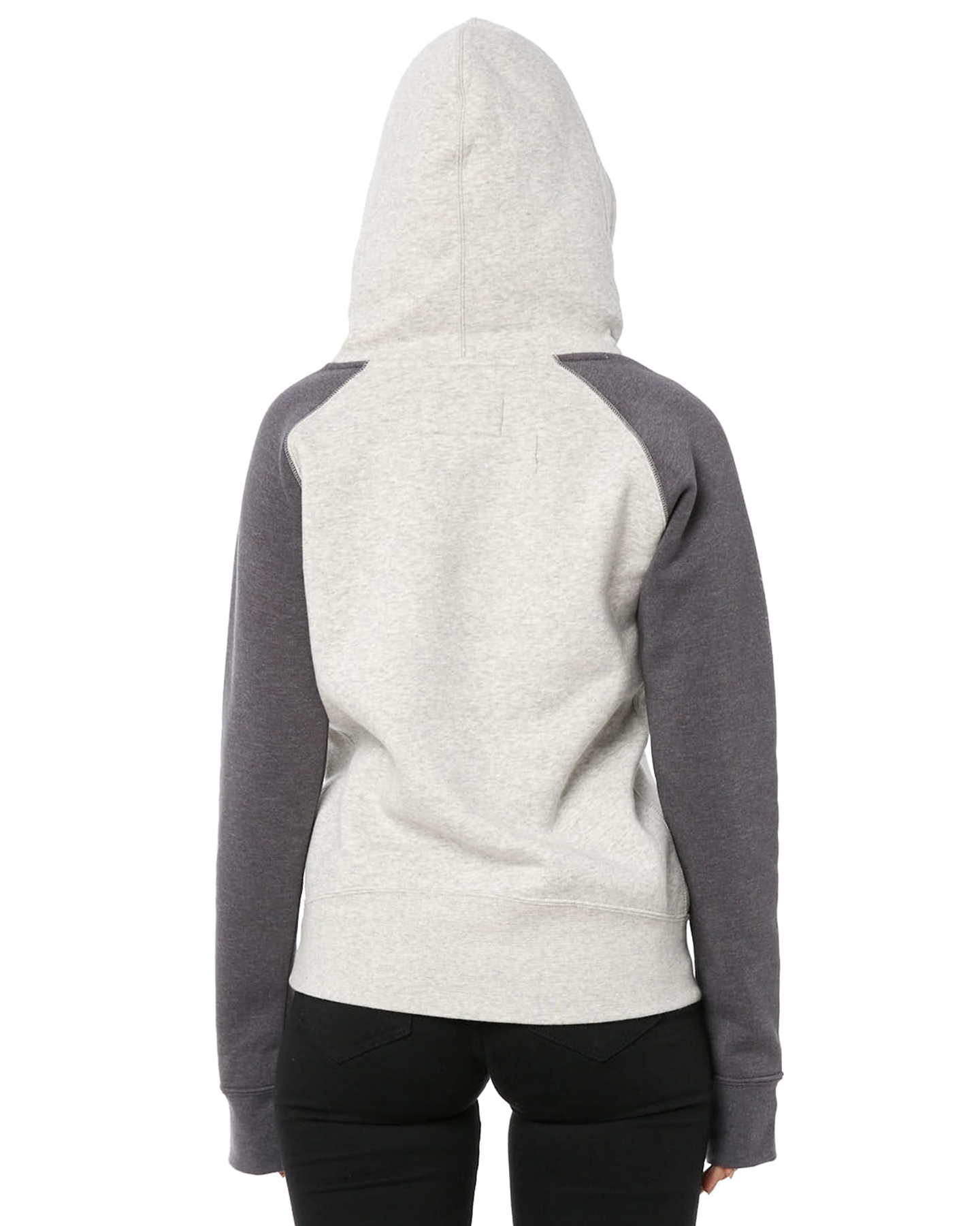 New-Hurley-Women-039-s-Floreal-Pop-Hood-Fleece-Cotton-Polyester