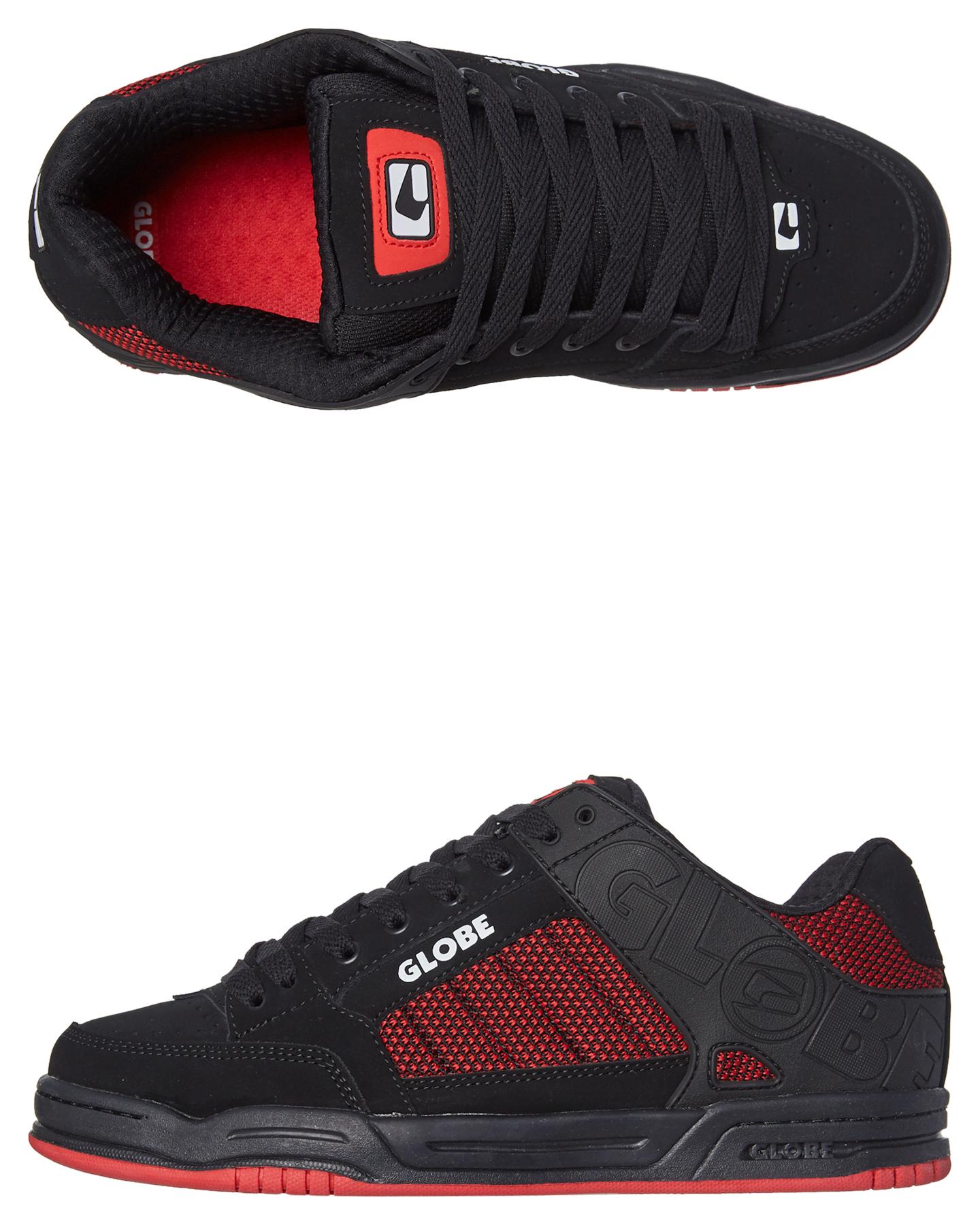 401892490b85 Details about New Globe Skate Men s Tilt Shoe Rubber Black