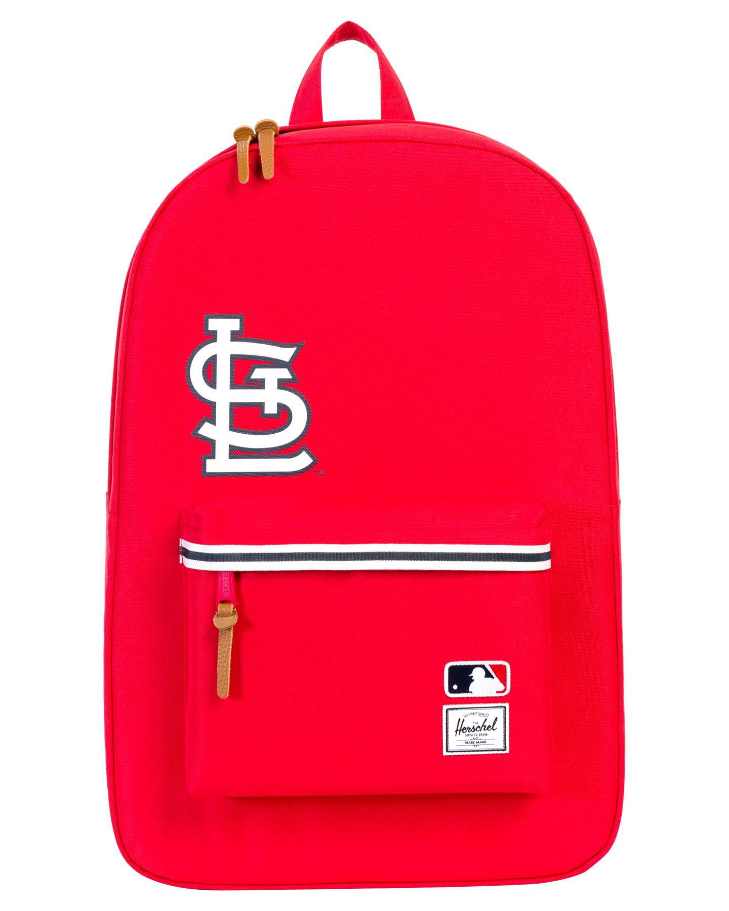 0d41a0a985 Herschel Supply Co Men s Heritage Cardinals 21L Backpack Pu Blue ...