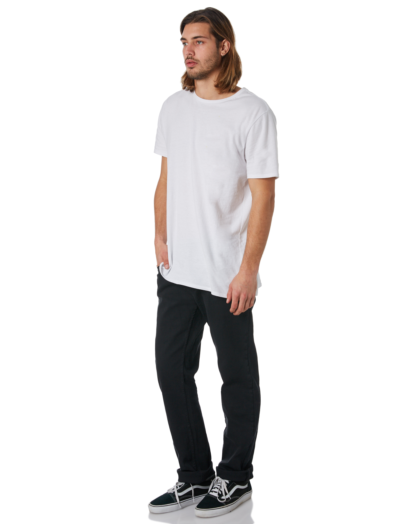 New-Billabong-Men-039-s-Fifty-Straight-Overdyed-Mens-Jean-Brown