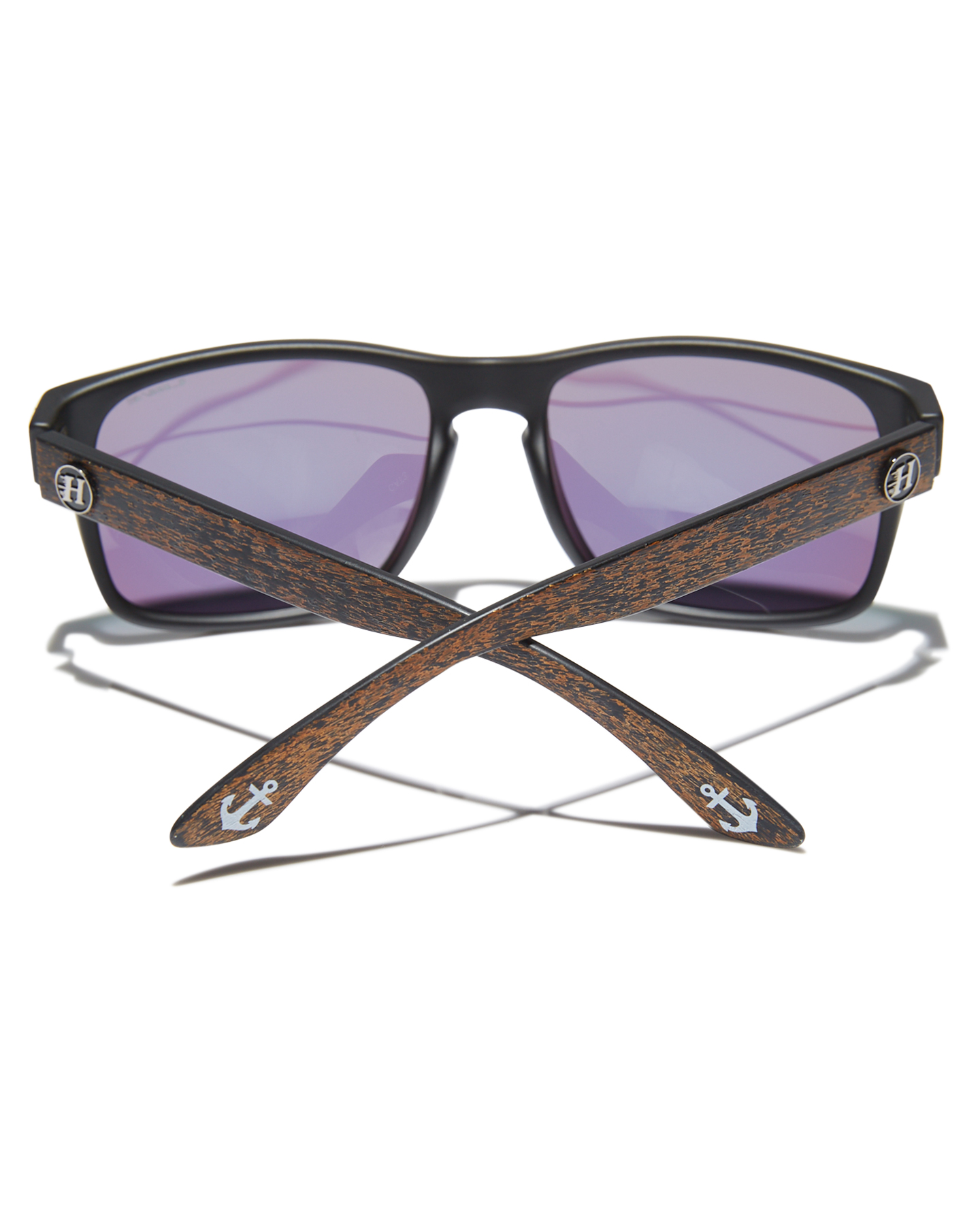 e9aea9b12d Liive Vision Men s X Mad Hueys The Shoey Polarised Sunglasses Glass Brown
