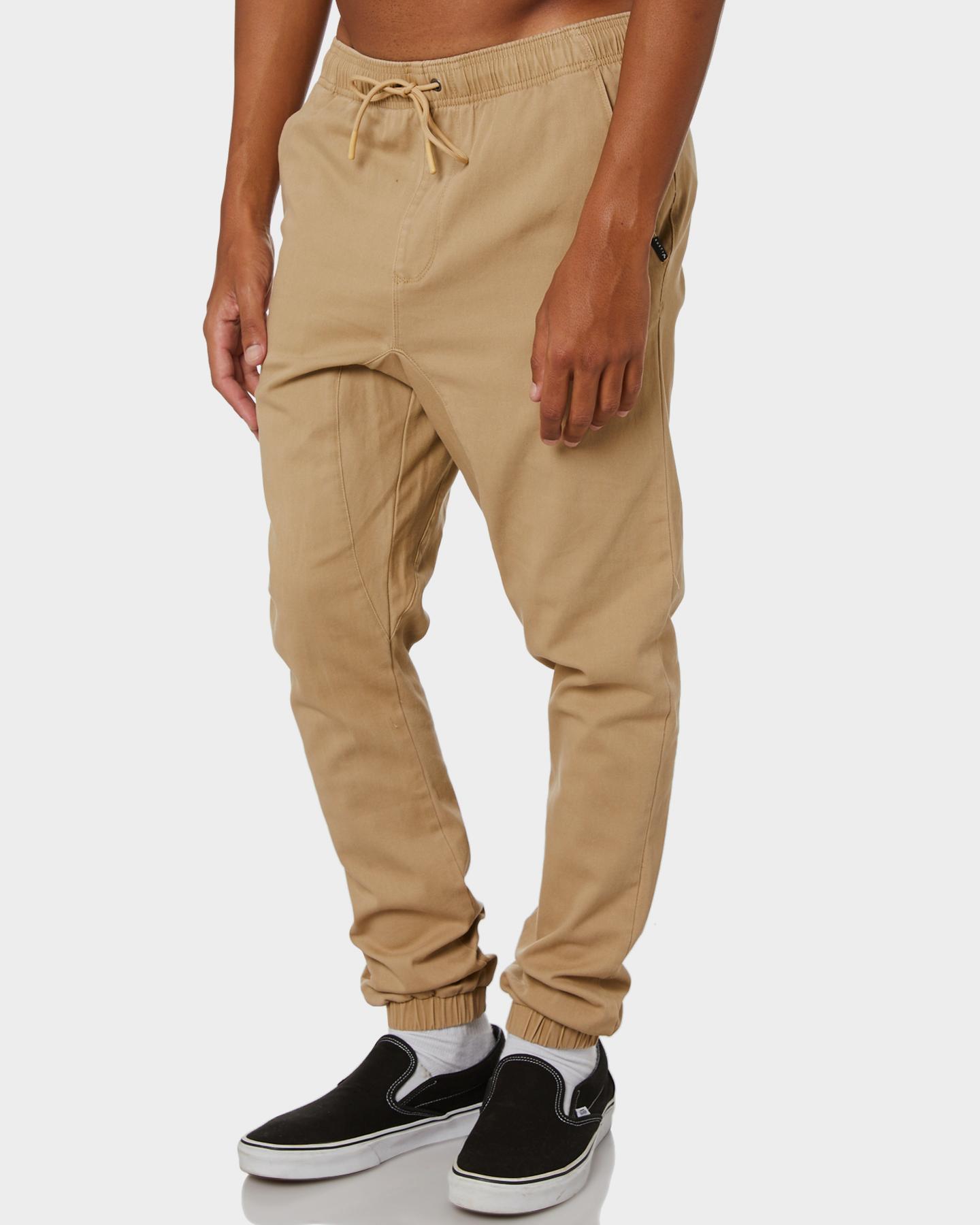 New-Rusty-Men-039-s-Hook-Out-Mens-Jogger-Pant-Cotton-Spandex-Blue thumbnail 17