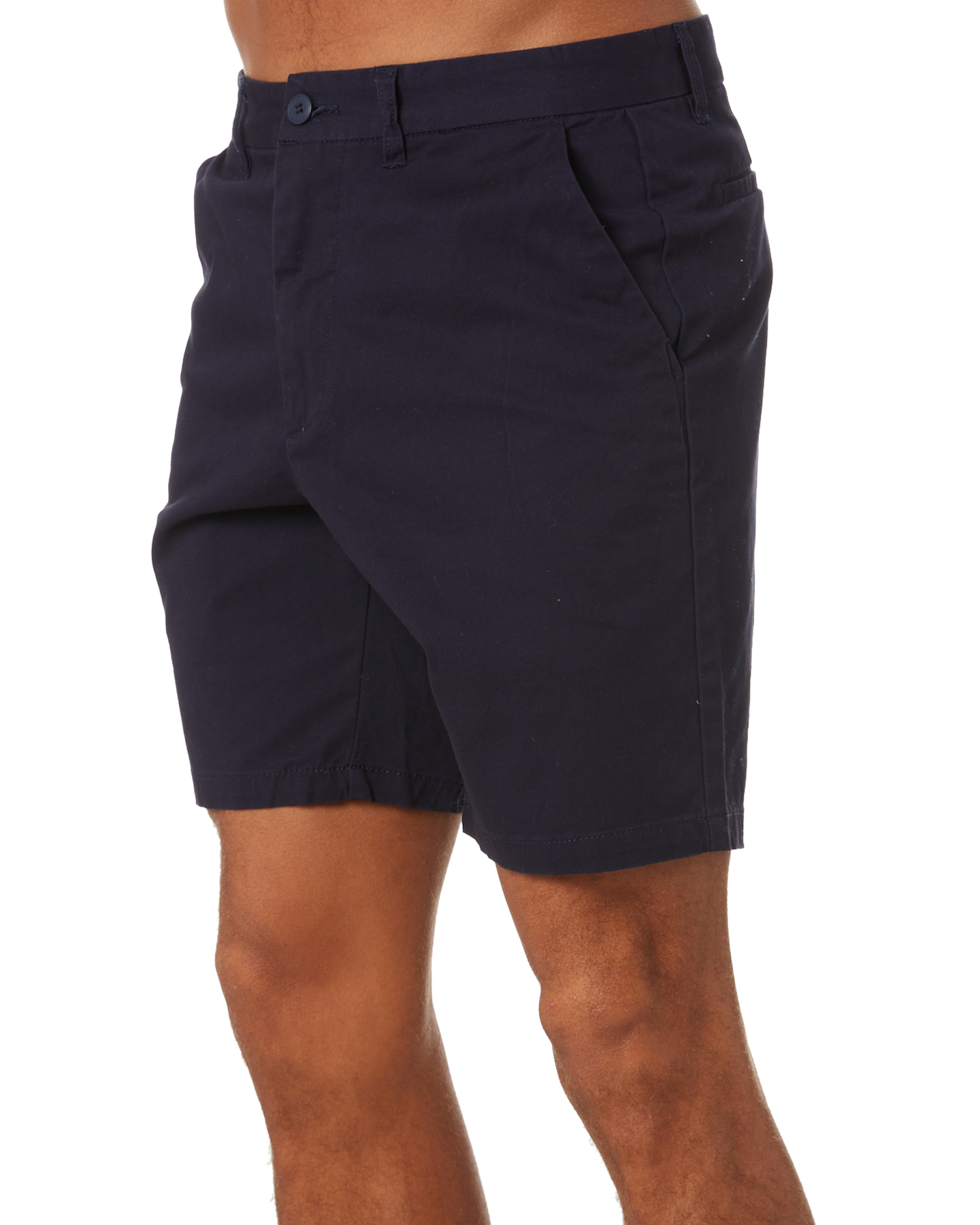 New-Swell-Men-039-s-Dandy-Mens-Chino-Short-Cotton-Fitted-Elastane-Blue thumbnail 21