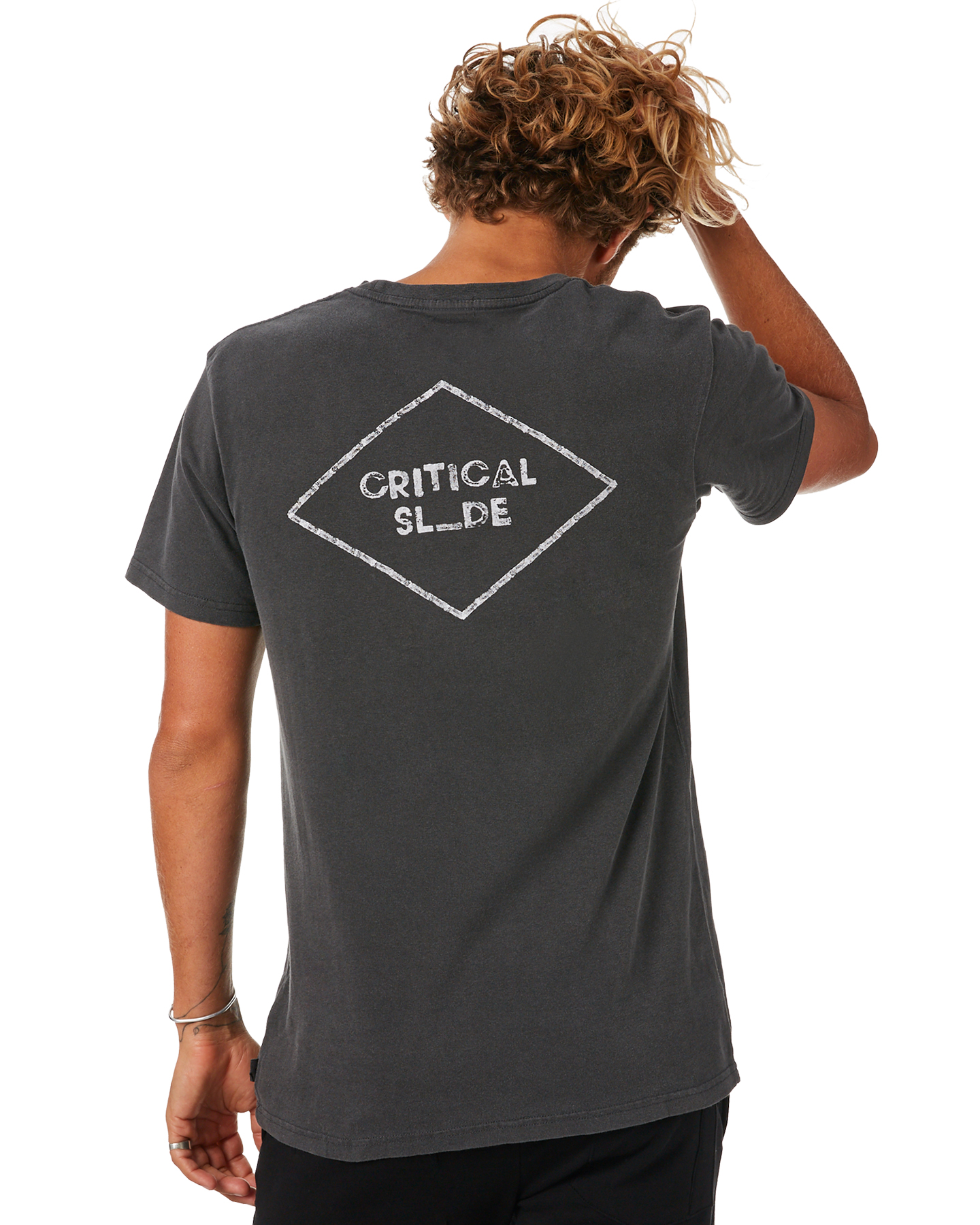 f6565f075d Details about New The Critical Slide Society Men's Vocal Mens Tee Green