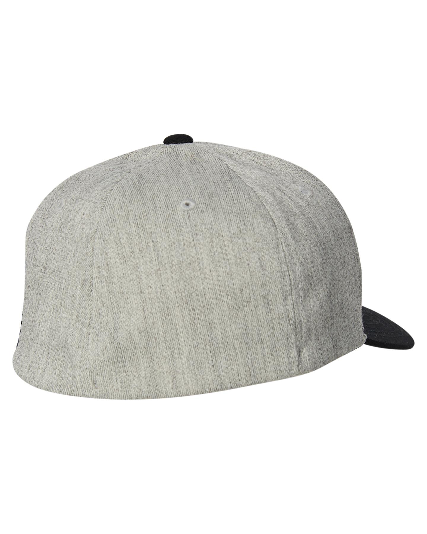 13be30f6fcd New Volcom Men s Full Stone Xfit Cap Cotton Fitted Elastane Black