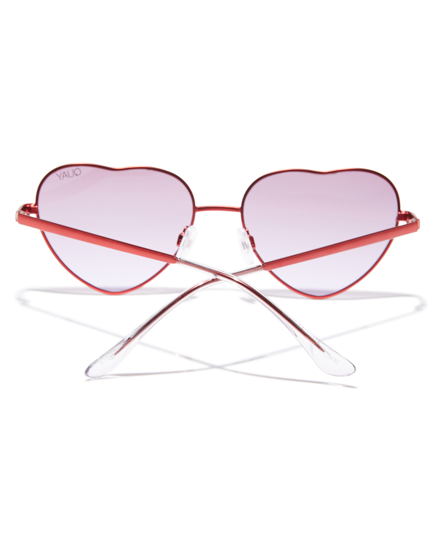 cad642f46a0 New Quay Eyewear Women s X Elle Ferguson Kim Sunglasses Red