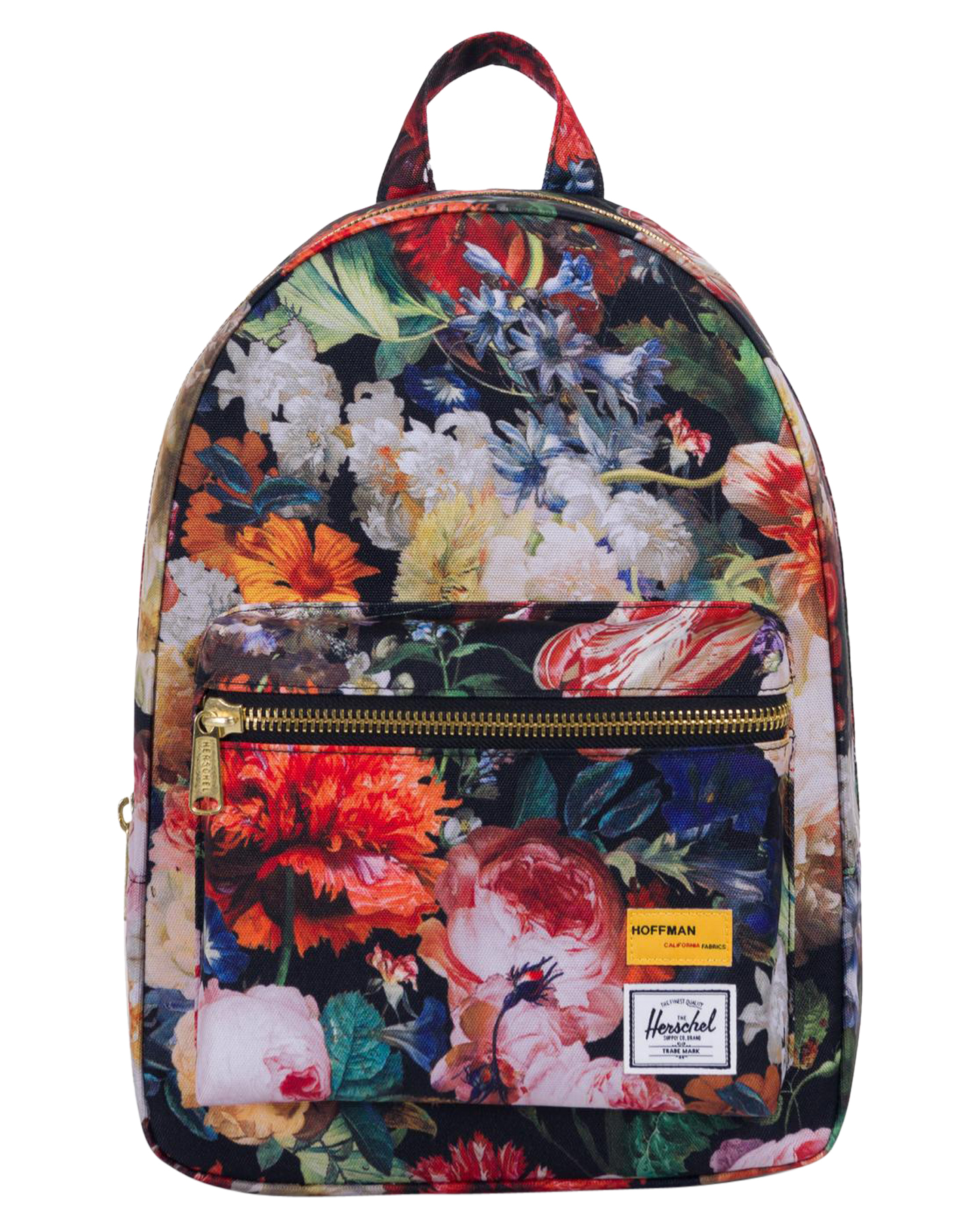 114a6b582ae New Herschel Supply Co Women s Hoffman Grove X Small Backpack Fall Floral  N A