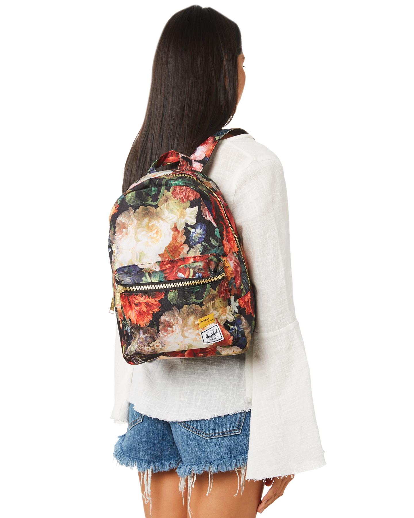 561d6c8ebf1 New Herschel Supply Co Women s Hoffman Grove X Small Backpack Fall Floral  N A
