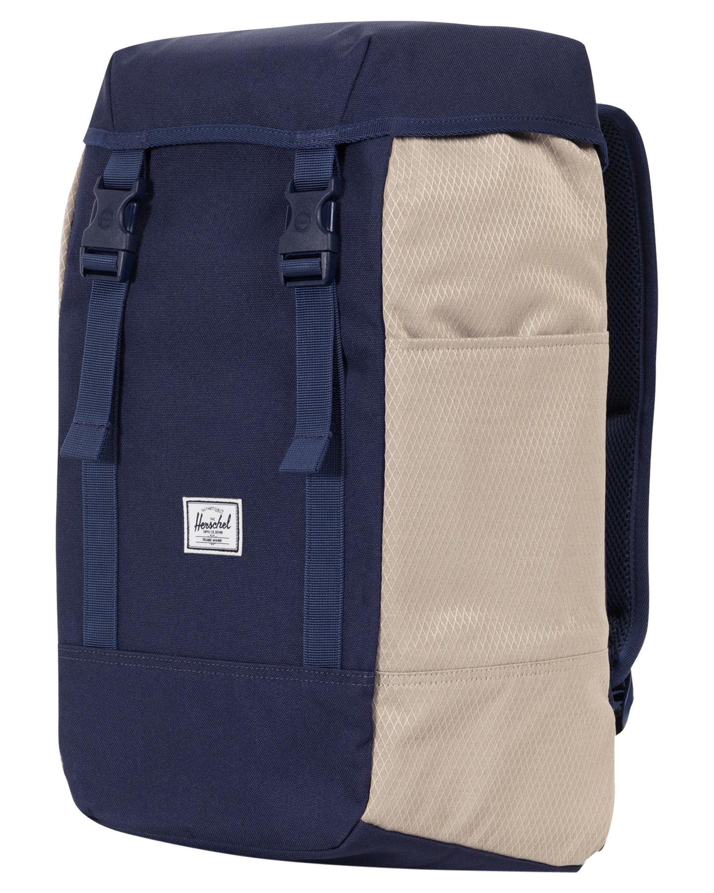 New Herschel Supply Co Men s Iona 24L Backpack Nylon Blue N A ... ab9c18b69d769